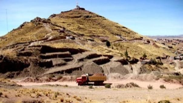Cerros Espinal, Huayna Roque y Monos fueron declarados patrimonio cultural, natura y arqueológico.