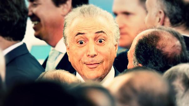 ¿Presidente de Brasil se muda por fantasmas?