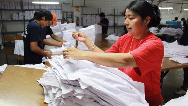 El sector microfinanciero concentran el 45.2% de los créditos totales.