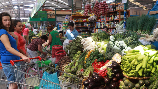 Precios de algunas  frutas y verduras han subido de precio.