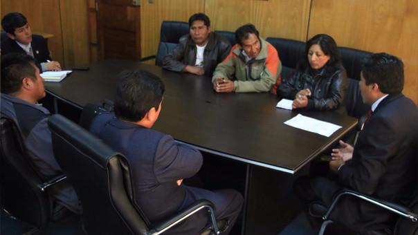 Autoridades puneñas visitarán centro poblado para una actividad cívica.