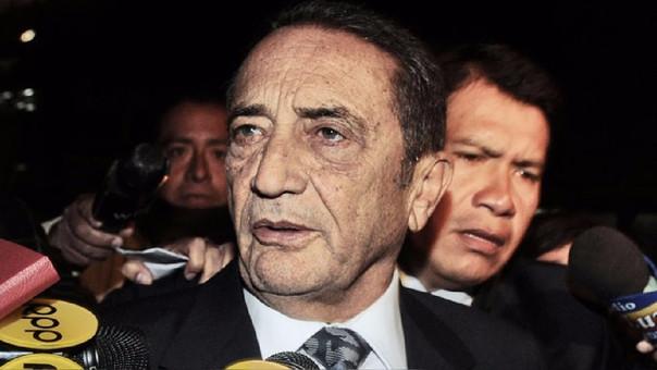 Josef Maiman, empresario amigo de Alejandro Toledo.