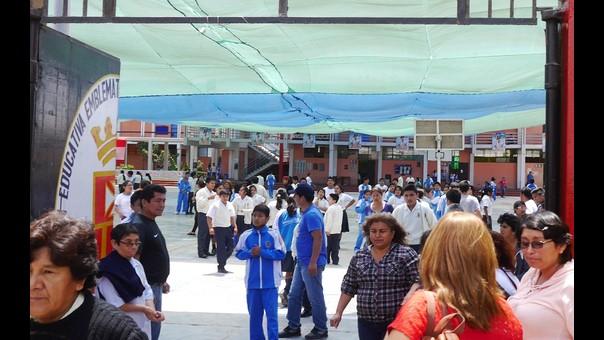 Colegio Inmaculada De La Merced.