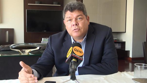 Exviceministro de Economía Enzo Defilippi señala que este año la recaudación tributaria caerá en S/ 5,000 millones.