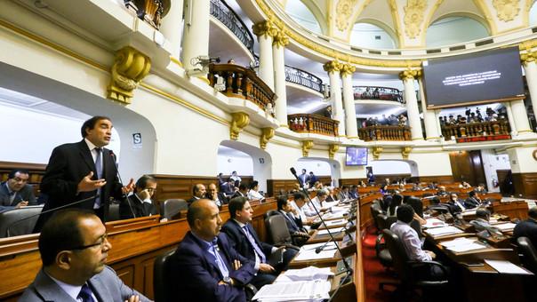 El Pleno quiere discutir la investigación del caso Sodalicio.