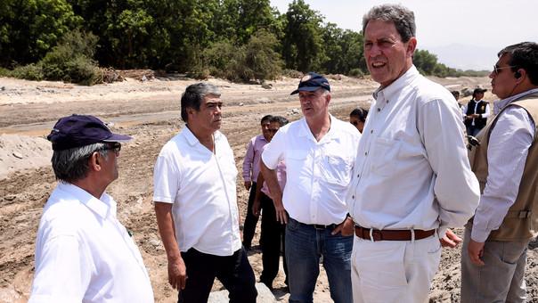 Desde Piura, Thorne aseguró que hay recursos suficientes para atender la emergencia en el norte del país.
