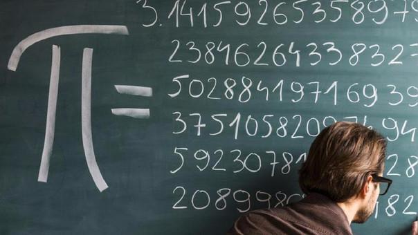 El 'pi' se usa de forma más común en las fórmulas matemáticas como la de la longitud de una circunferencia.