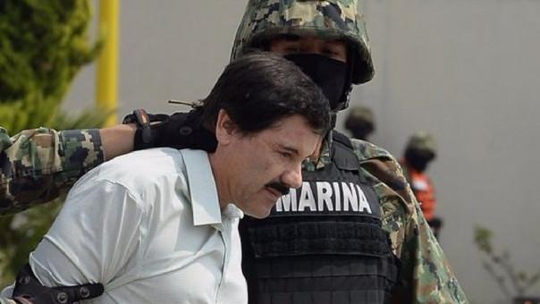 Joaquín El Chapo Guzmán es procesado por la justicia de Estados Unidos.