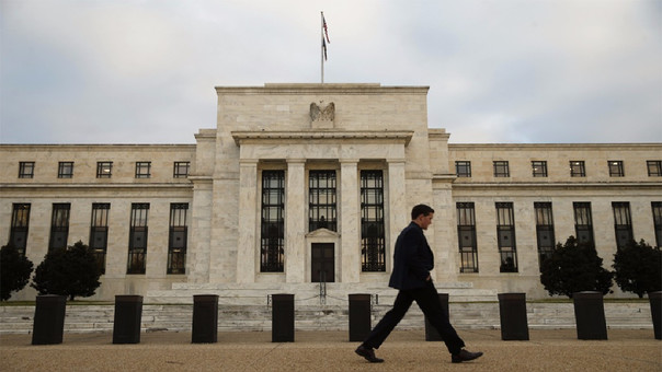 La Fed había señalado que podría necesitar aumentar más rápidamente las tasas de interés.