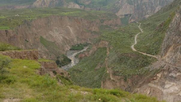 Derrumbe cerro