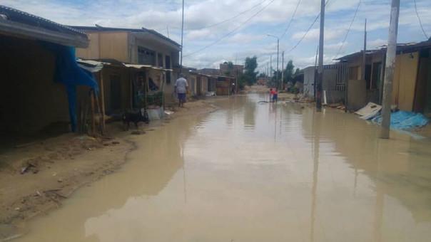 Concentración de aguas pluviales