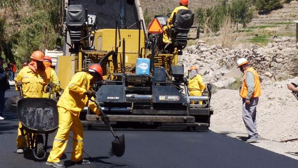 Construcción de carreteras es una de las prioridades del OxI