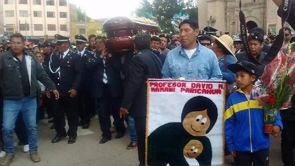Hoy se cumple ocho días de su extraña muerte en le penal de Yanamayo.