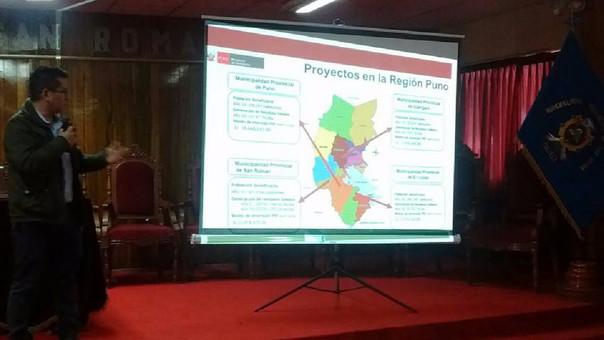 MINAM explicó su propuesta para solucionar problema de la basura en Juliaca.