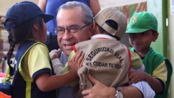 Jaime Saavedra fue ministro de Educación desde el 31 de octubre de 2013 hasta diciembre e 2016.