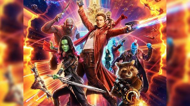 Guardianes de la Galaxia Vol. 2 está protagonizada por Chris Pratt, Zoe Saldaña, Dave Bautista, además de Vin Diesel y Bradley Cooper, en las voces de Baby Groot y Rocket.