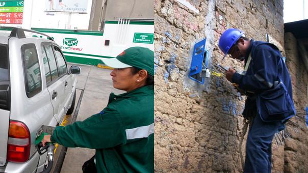Perupetro y Osinergmin afirman que no se afectará abastecimiento de combustibles ni de electricidad por las lluvias.