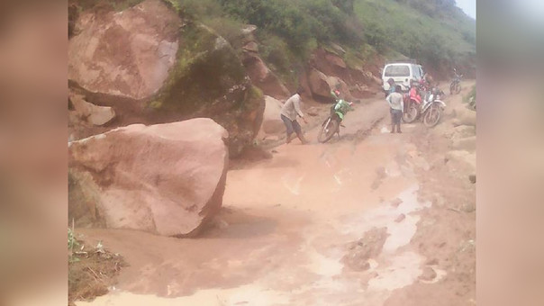Carretera a Otuzco