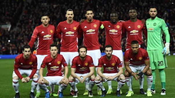 Ibrahimovic es el líder del Manchester United bajo la batuta de  José Mourinho.