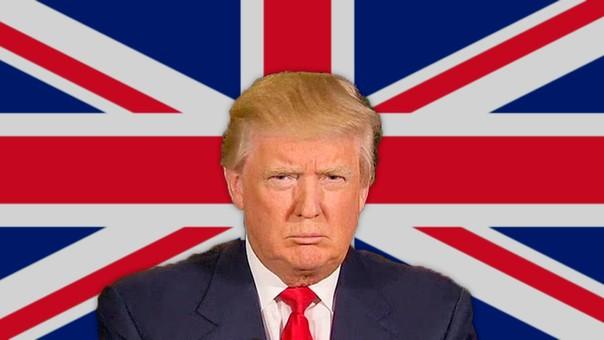 Donald Trump ahora acuso a los ingleses de espiarlo durante la campaña.