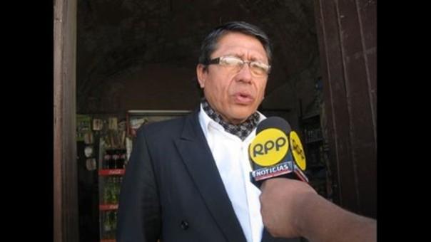 Director de Salud, Ciro Castillo