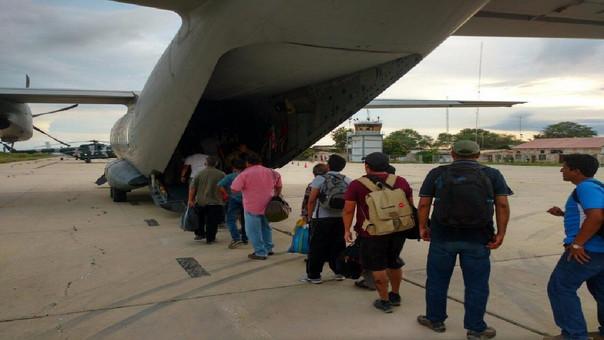 Activación de Puente aéreo de Chiclayo
