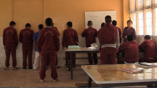 Buscan a internos que escaparon