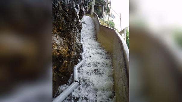 gruta de la Cruz de Motupe