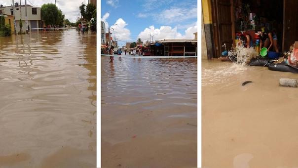 Lambayeque inundada