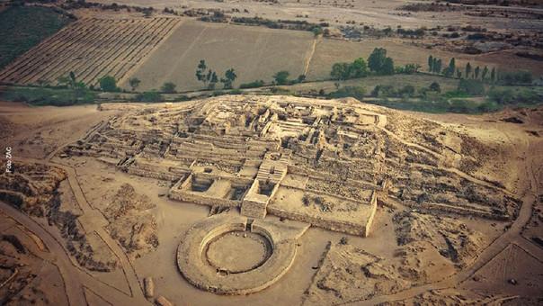 Sitios arqueológicos en riesgo