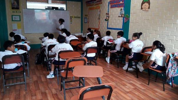 colegio ADEU