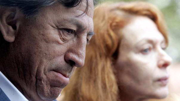 Ecoteva: fiscal pidió captura de Alejandro Toledo y Eliane Karp