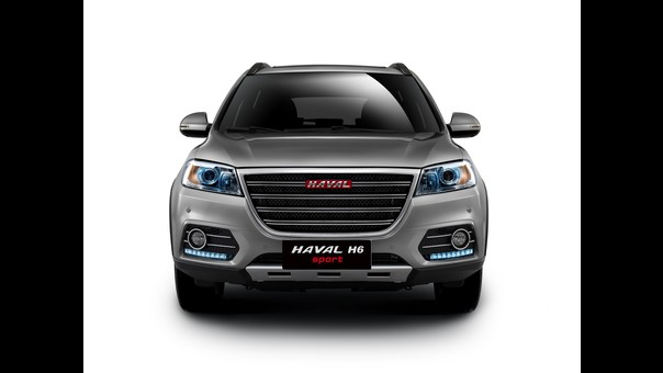 Haval H6 Sport Lateral Haval H6 Sport