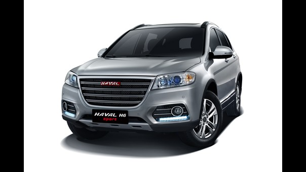 Lateral Haval H6 Sport