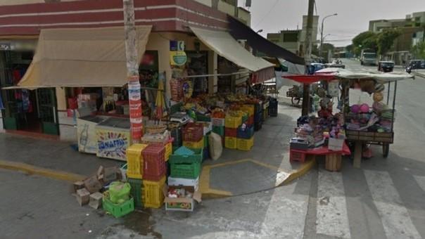 Mercado Moche