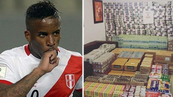 Diversos futbolistas han brindado ayuda a las víctimas de los desastres naturales en el Perú.
