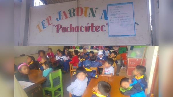 Padres de familia piden la intervención de la UGEL - Cajamarca