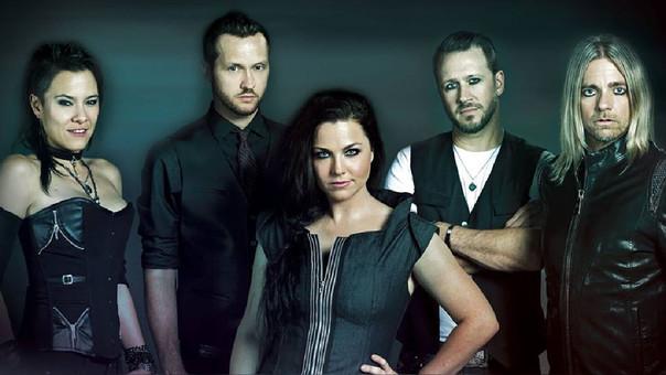 Amy Lee es miembro fundadora y vocalista de Evanescence