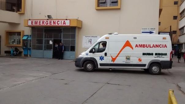 Hospital emergencia