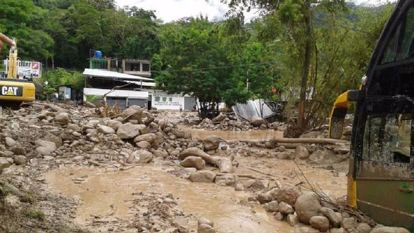 Solamente los daños a las carreteras suman US$1,259 y concentran el 40% del total.