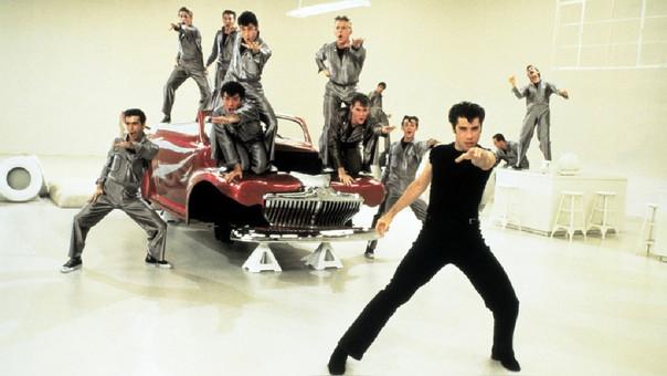 Grease estrenó en 1978