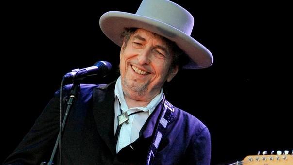 Bob Dylan fue reconocido en octubre del año pasado como ganador del nobel.