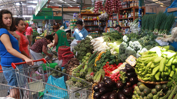 Precios de hortalizas y verduras fue lo que más subió en marzo