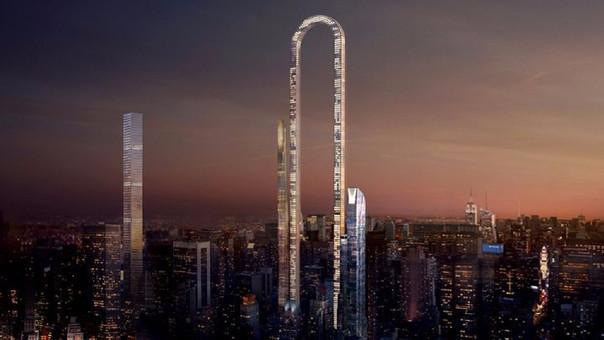 Rascacielo u