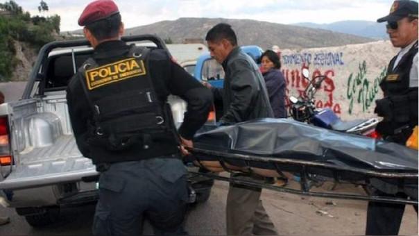 No se conocen las causas de la muerte presidente de las Rondas Campesinas.