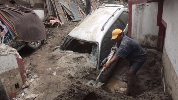 Niño Costero afecta a casi 200.000 viviendas hasta el momento.