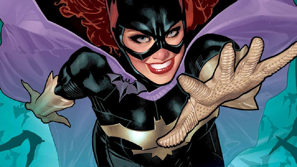Batgirl hizo su primera aparición en los cómics en el año 1961