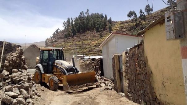 Para Martín Vizcarra, la reconstrucción podría tomar entre dos y tres años.