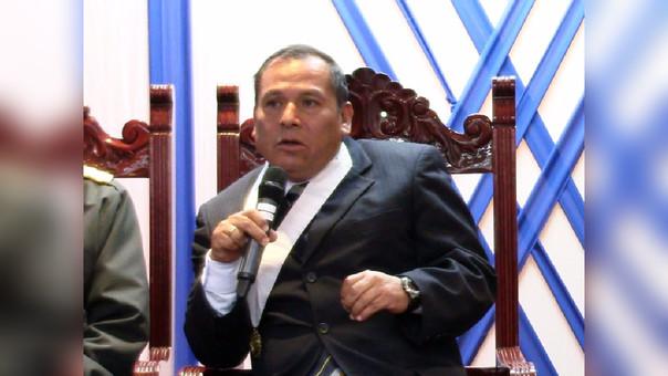 Juez Emiliano Ramos