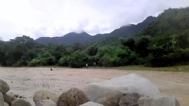 Río El Tocto